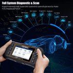 OBD2 Escáner de diagnóstico de todos los sistemas para vehiculos